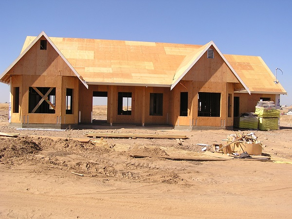 Gold country kit homes build your own home in 3 days for Build your own house